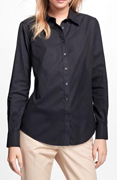 Womens dress shirts for work.