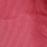 Maroon color acetate fabric for garment lining.