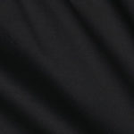 Black twill cotton for shirts and dresses.