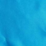 Cornflower blue acetate fabric for garment lining.