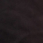 Dark brown lambskin leather for jackets, pants, skirts, vests.