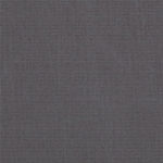 Gray twill cotton for shirts and dresses.