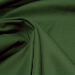 Green color acetate fabric for garment lining.