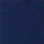Navy twill cotton for shirts and dresses.