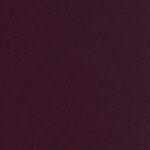 Burgundy, medium weight wool flannel ideal for all year round.