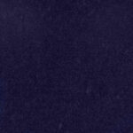 Picture of wool-cashmere fabric in navy color.