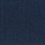 A petrol blue medium weight Italian tweed with a herringbone pattern.