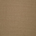 Super 130s' high twist wool fabric also known as fresco wool in tan color.