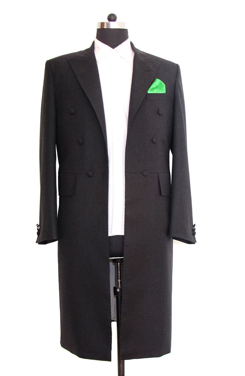 western frock coat