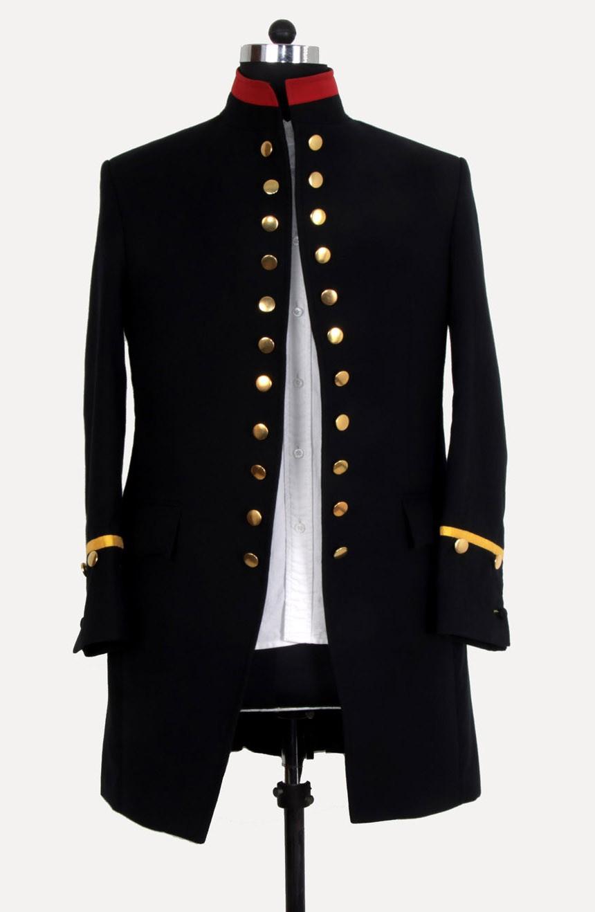 pirate frock coat