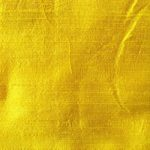 Dupioni silk fabric in yellow color ideal for suits, jackets, blazers, pants, dresses, skirts, and vests.
