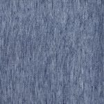 Pure blue linen is suitable for summer and winter. Ideal for suits, shirts, pants, shorts, and dresses.