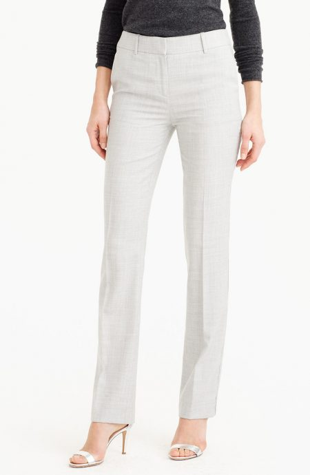 Womens dress pants with pockets.