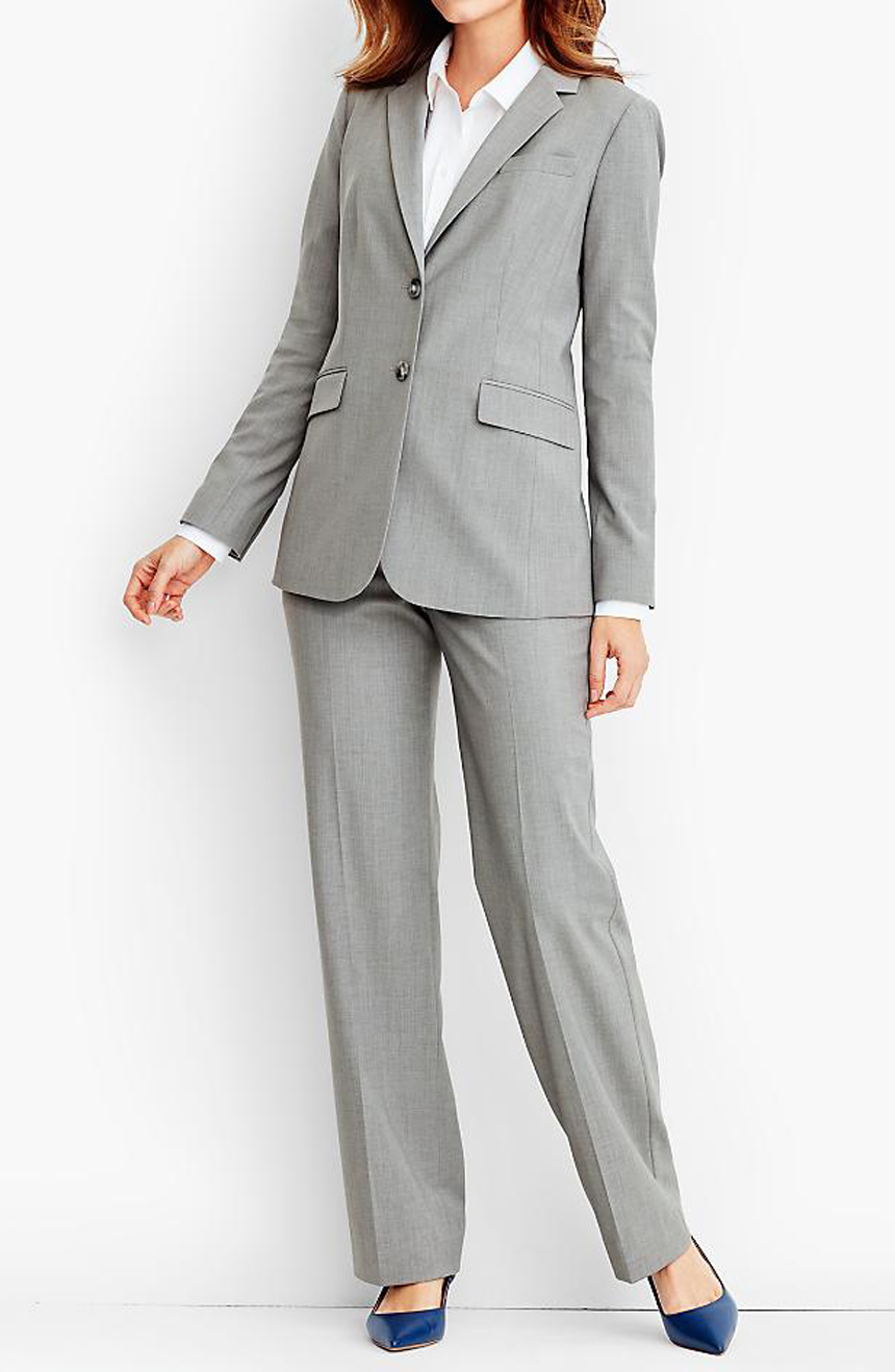 Womens mohair suit boutique tailored to fit all sizes.