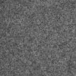 Grey color 100% Melton wool fabric in 20 oz weight ideal for suits, coats, overcoats, jackets, vests, pants, and skirts.