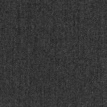 Grey super 130s worsted wool plain in gabardine weave suitable for suits, jackets, pants, dresses, skirts, and vests.