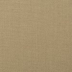 Khaki super 130s worsted wool plain in gabardine weave suitable for suits, jackets, pants, dresses, skirts, and vests.