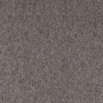 Light brown color 100% Melton wool fabric in 20 oz weight ideal for suits, coats, overcoats, jackets, vests, pants, and skirts.
