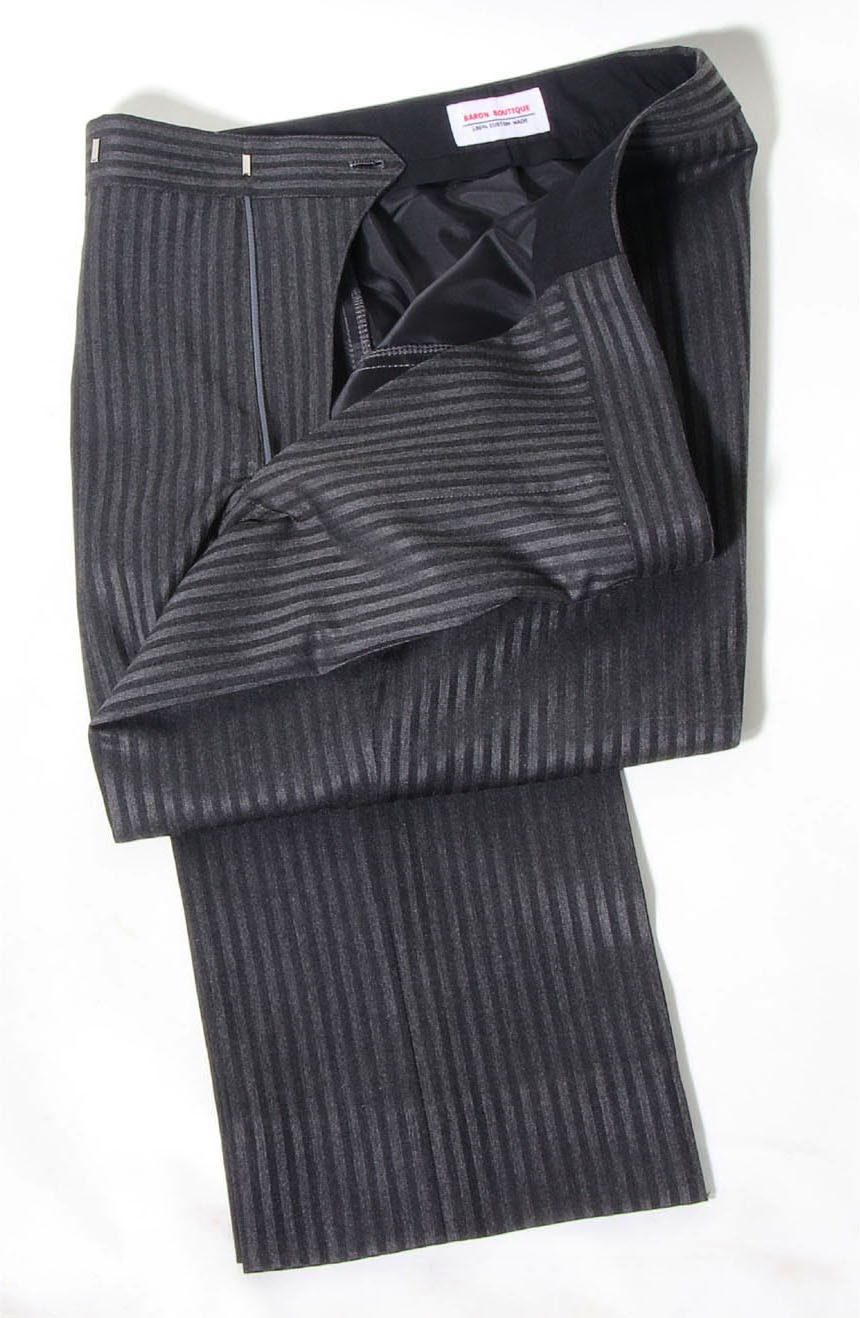 Dryden Vos pants from Solo: A Star Wars Story. A full front view.