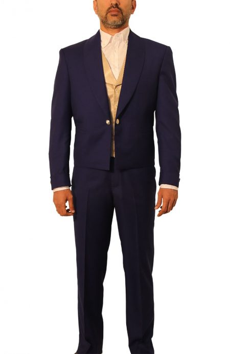 James West Wild Wild West suit aka Robert Conrad suit. A full front view.