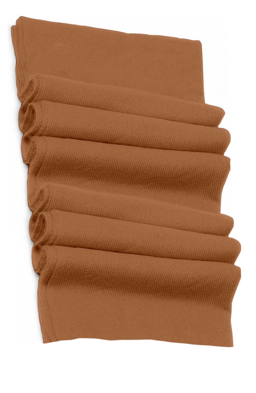 Pure cashmere blanket for baby in beaver color super soft promotes the best sleep.