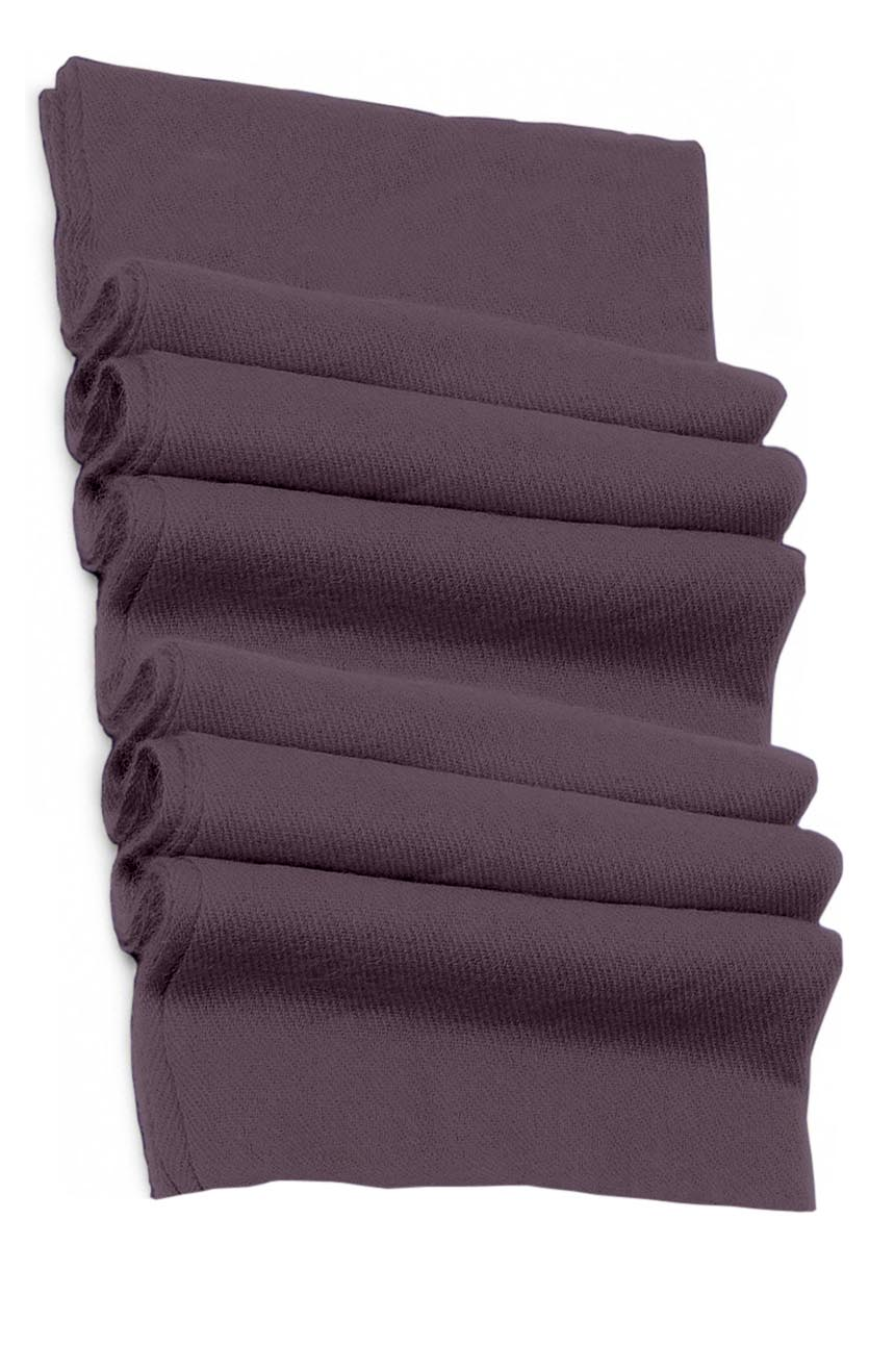 Pure cashmere blanket for baby in indigo carmine color super soft promotes the best sleep.