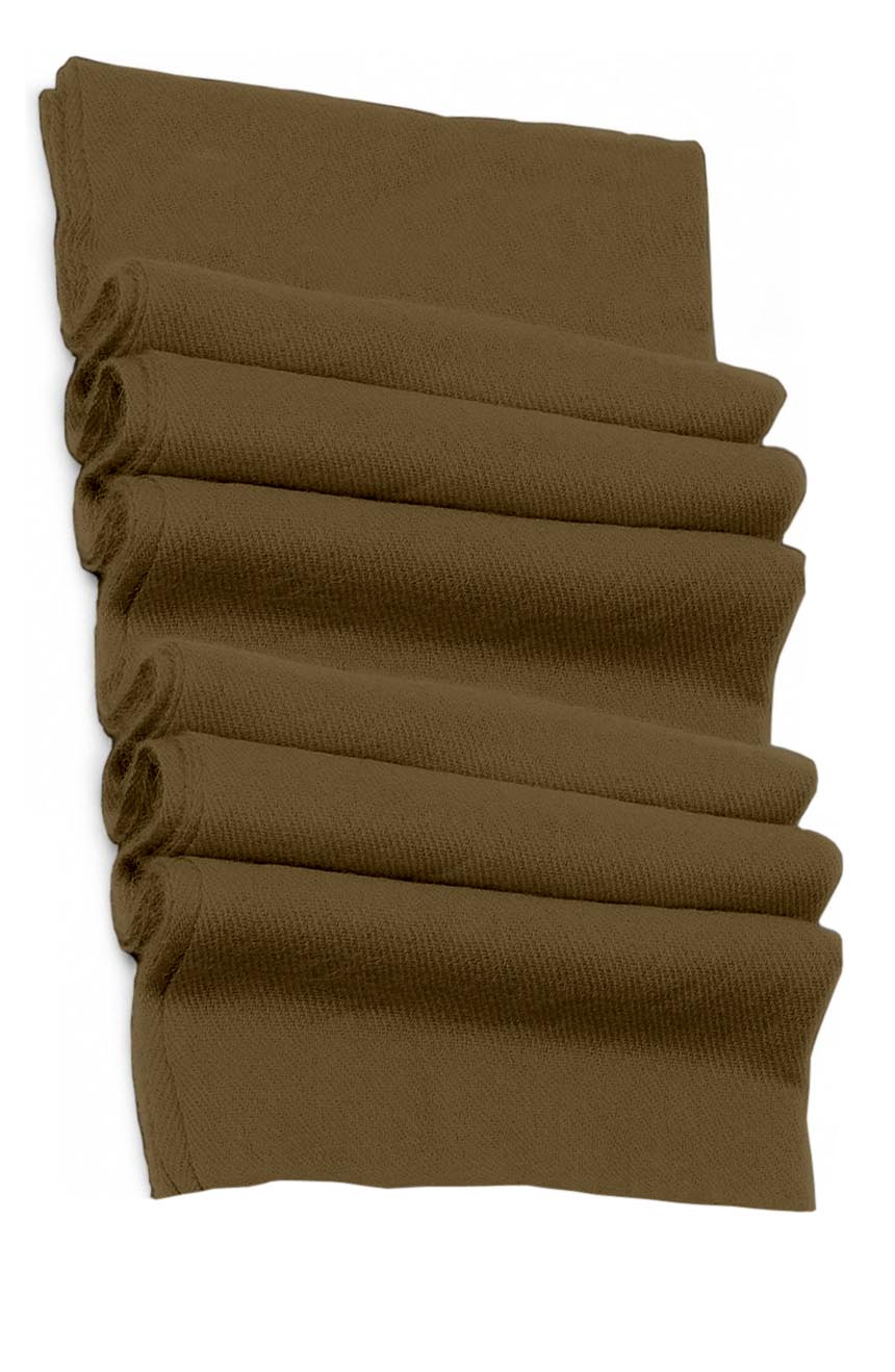 Pure cashmere blanket for baby in shadow grey color super soft promotes the best sleep.
